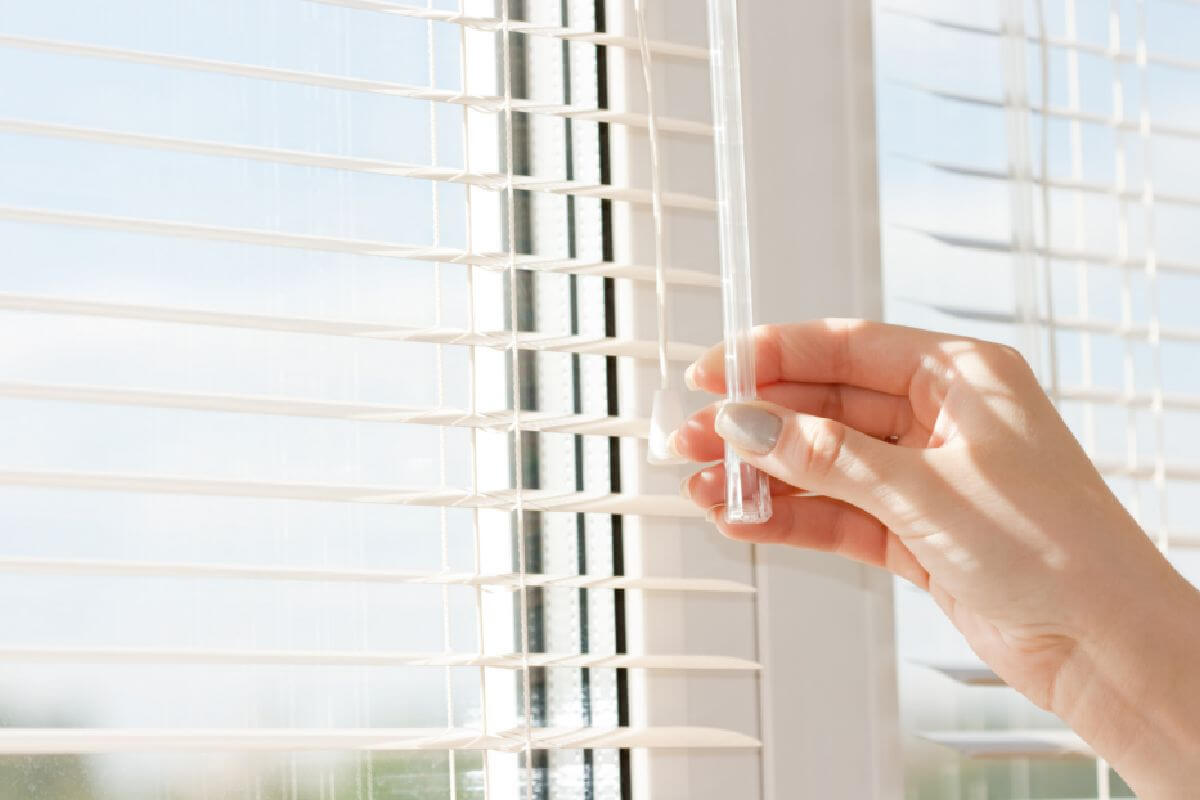 uPVC Window Blinds Oxfordshire
